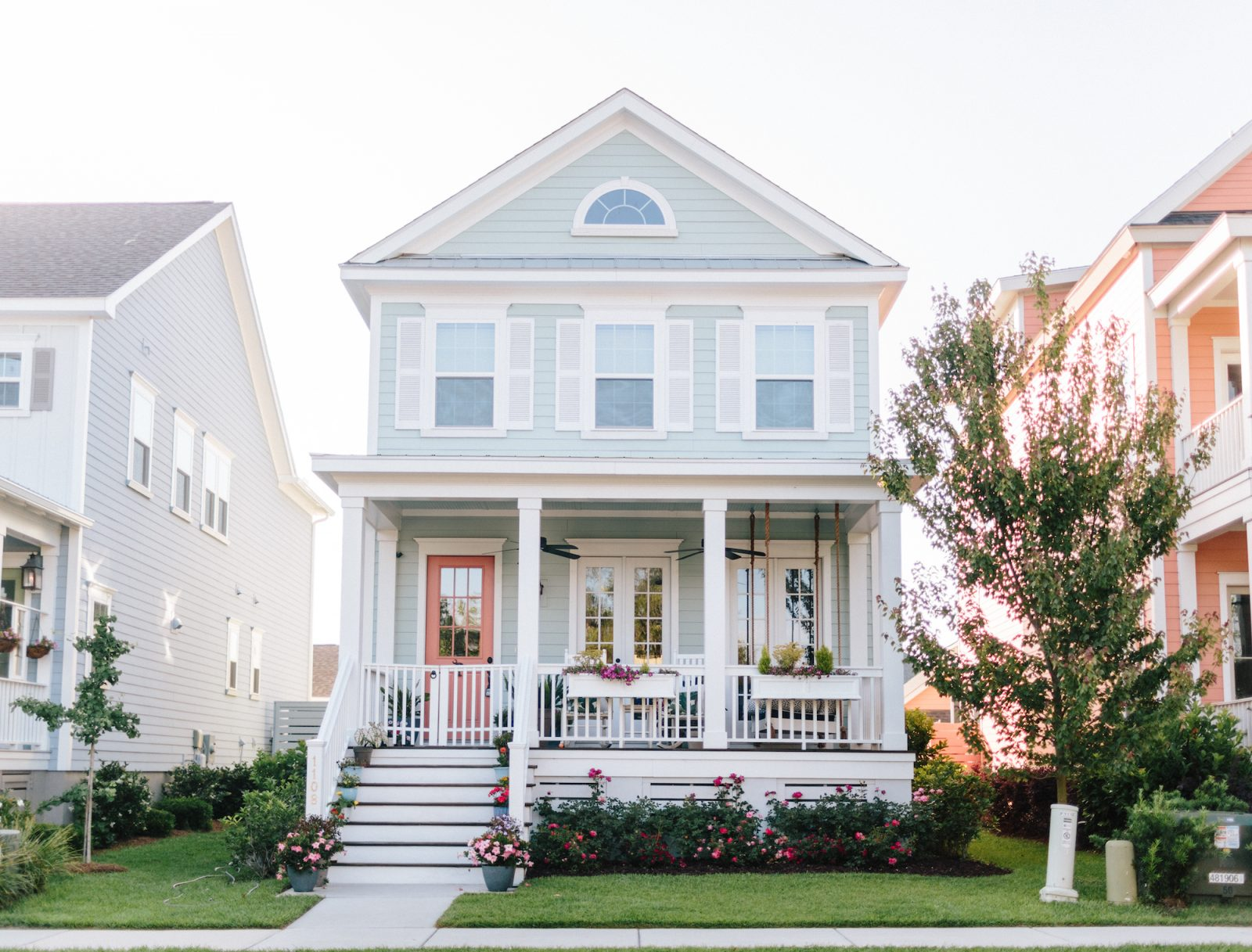 Charleston Home Exterior Paint Colors Charleston Blonde