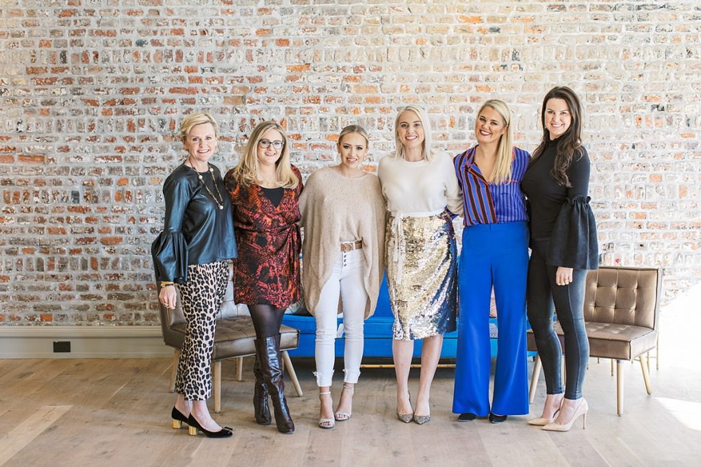 Girls' weekend luncheon at Merchants Hall Charleston