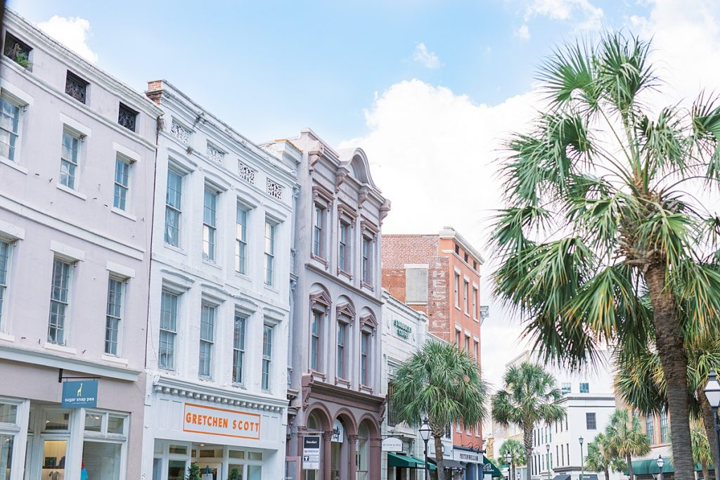 King Street Charleston Bucket List
